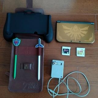 ニンテンドー3DS(ニンテンドー3DS)の3DS ゼルダ(家庭用ゲームソフト)