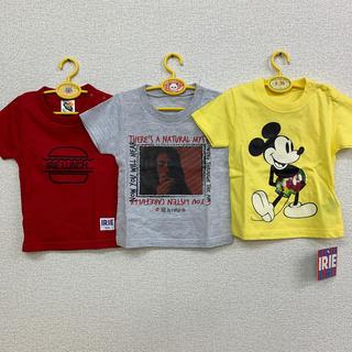 ◆新品未使用◆irie life子供用Tシャツ 90サイズ 3枚セット