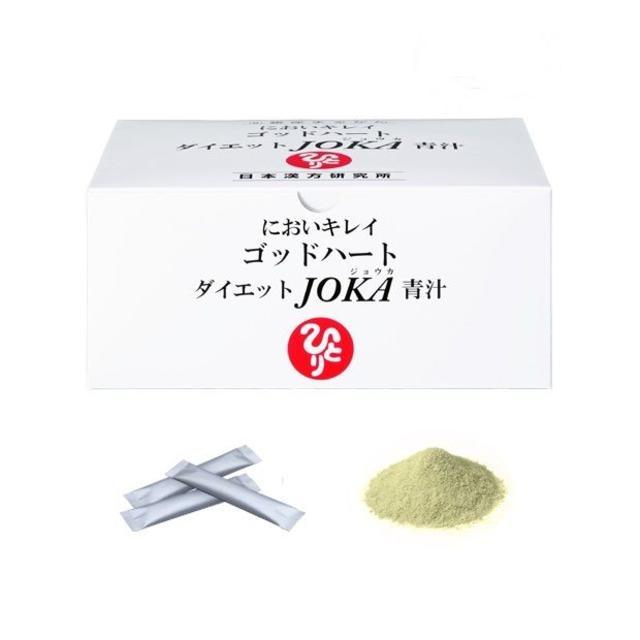 ダイエットJOKA青汁90包箱無し(まるかん) 食品/飲料/酒の健康食品(青汁/ケール加工食品)の商品写真