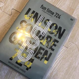ユニゾンスクエアガーデン(UNISON SQUARE GARDEN)のユニゾンスクエアガーデン DVD(ミュージック)