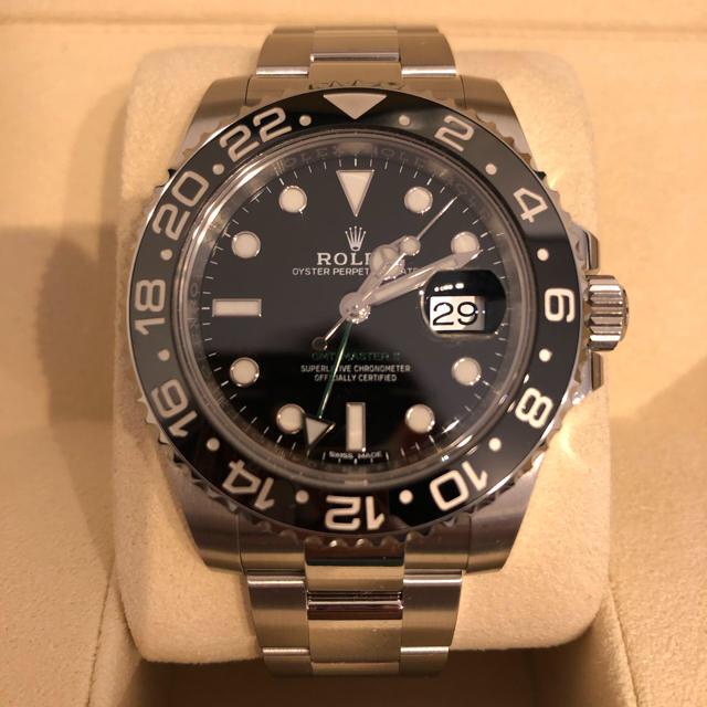 オメガ 時計 安い国 / ROLEX - 新品 未使用 国内正規 ロレックス GMTマスターⅡ 116710LNの通販 by kk310's shop