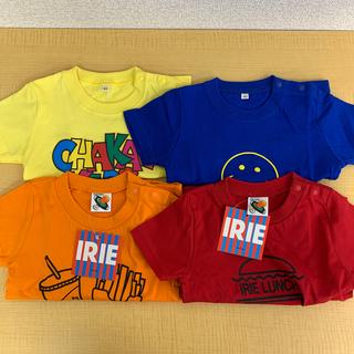アイリーライフ(IRIE LIFE)の◆新品未使用◆irie lifeほか子供用Tシャツ 90サイズ 4枚セット(Tシャツ/カットソー)