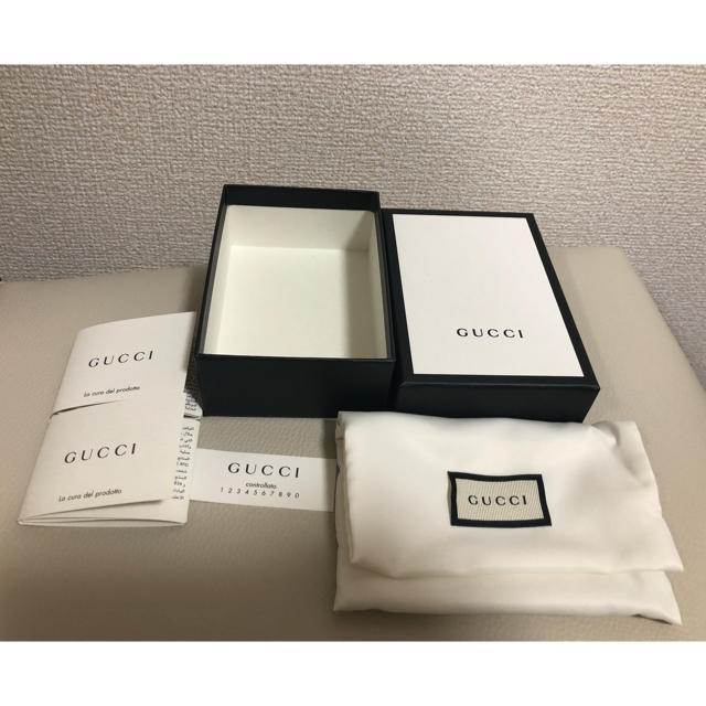 k t アクセサリー | Gucci - GUCCI  キーケースが入ってた箱の通販 by Lisa'shop