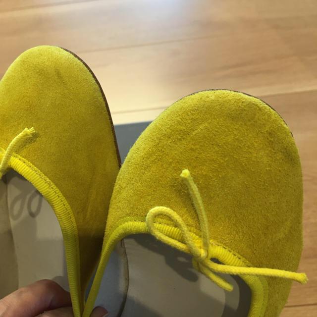 repetto(レペット)のレペット repetto バレエシューズ 38.5 レディースの靴/シューズ(バレエシューズ)の商品写真