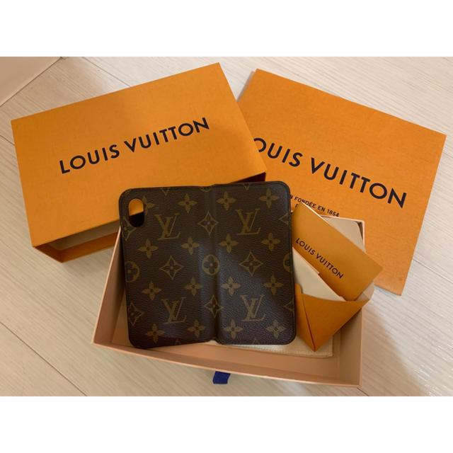 LOUIS VUITTON - ルイ ヴィトン アイフォンケース  Xsの通販