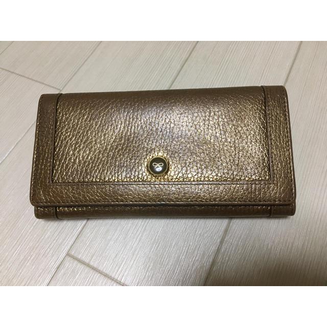 アクノアウテッィク コピー 国産 、 ANYA HINDMARCH - アニヤハインドマーチ 長財布の通販 by こむぎ's shop