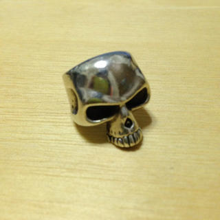 シルバー925 スカルリング 指輪(リング(指輪))