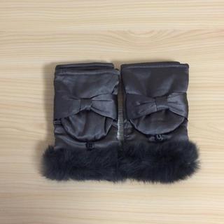 アンテプリマ(ANTEPRIMA)のアンテプリマ  ファー付手袋 (手袋)
