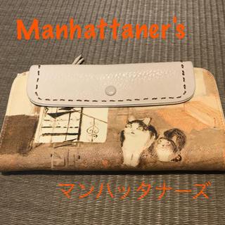 エーエスマンハッタナーズ(A.S.Manhattaner's)のManhattaner's × petit peche 長財布(財布)