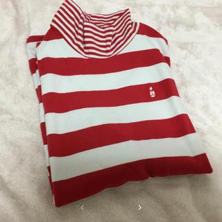 マンシングウェア(Munsingwear)のマンシングウエア 暖かいポロシャツ 新品同様(ポロシャツ)