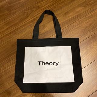 セオリー(theory)の新品未使用 セオリー 大容量 トートバッグ(トートバッグ)