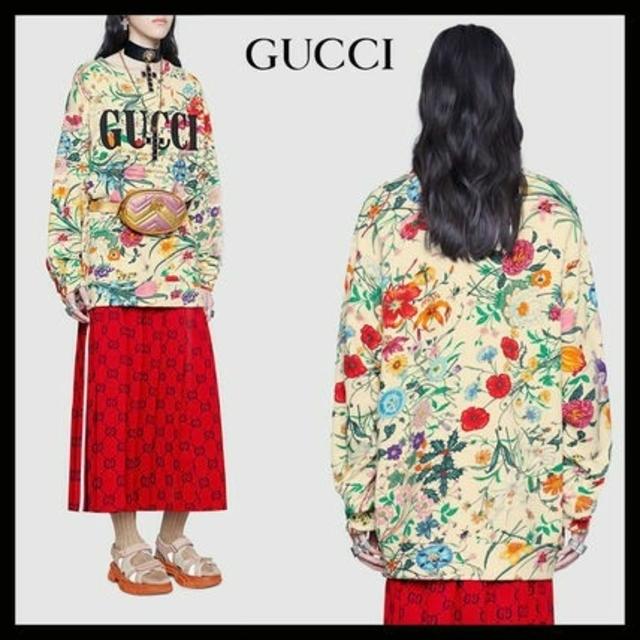ブランドベルト 価格 / Gucci - maki25様専用☆GUCCIプリントオーバーサイズスウェットの通販 by ☆blue☆shop