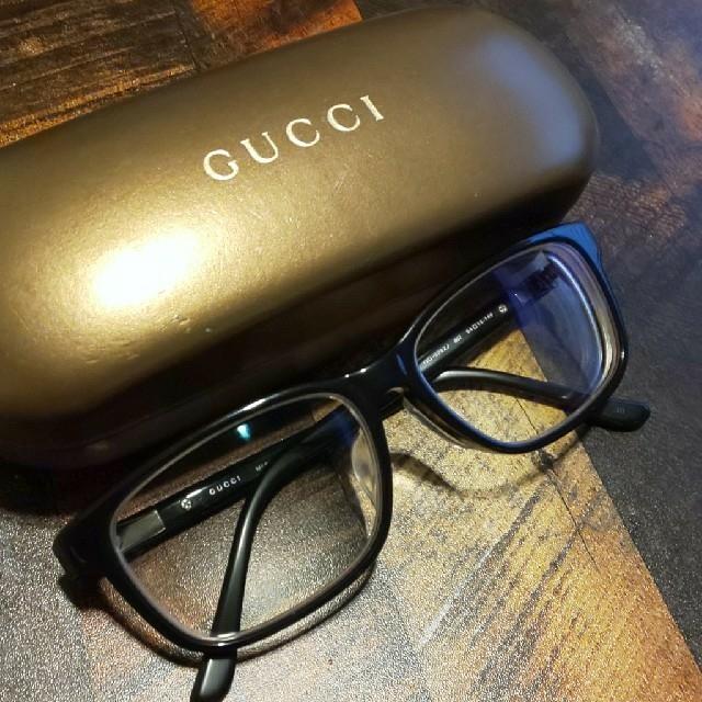 o'脚 ベルト 、 Gucci - GUCCI 度つきレンズの通販 by たすん's shop