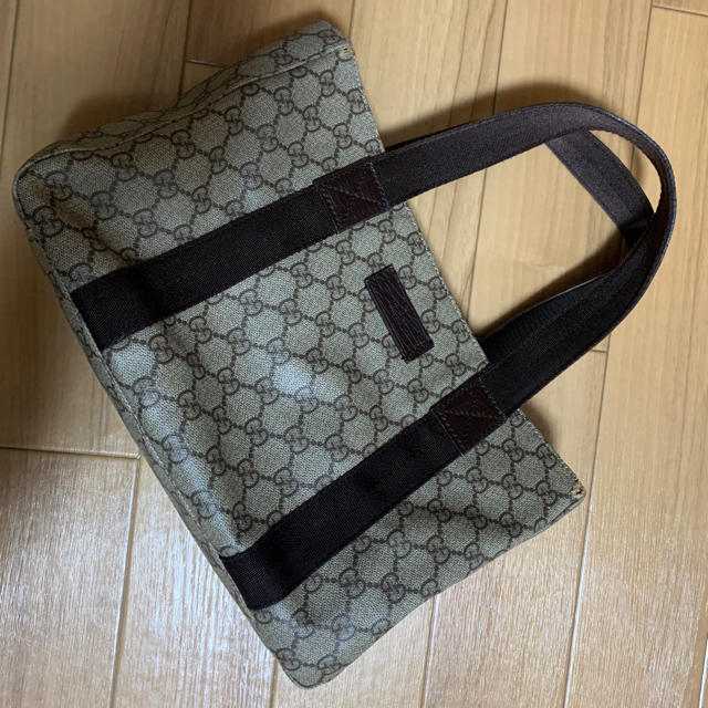 Gucci - GUCCI グッチ トートバッグの通販 by shop