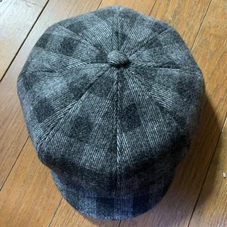 アクシーズファム(axes femme)のキャスケット(ハンチング/ベレー帽)