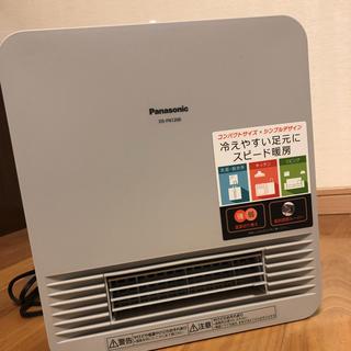 パナソニック(Panasonic)のセラミックファンヒーター(電気ヒーター)