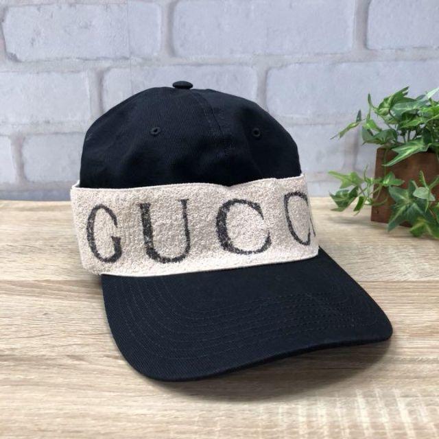 アクセサリー チャーム | Gucci - グッチ キャップ 帽子 ブラック ベースボール 193160の通販 by アンカーさん【12月29日〜1月5日まで発送お休み】's shop