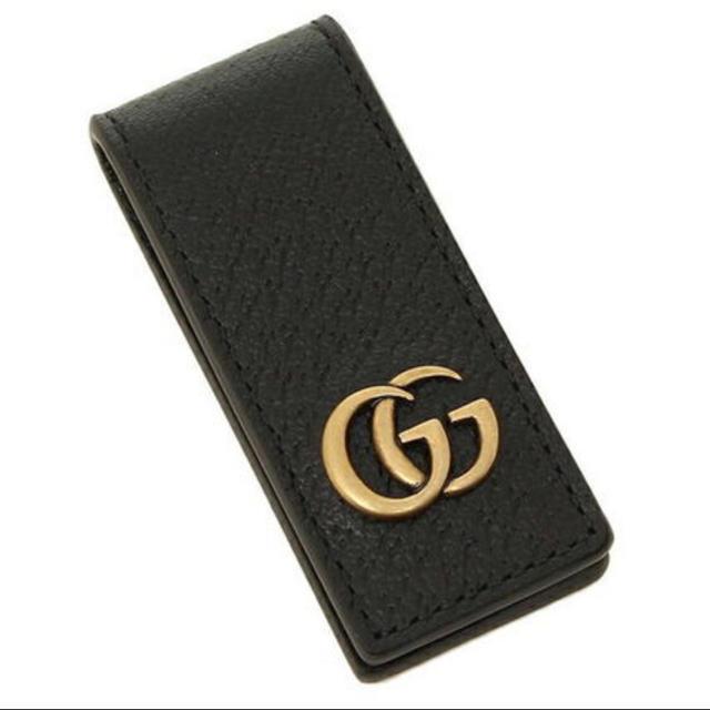 ゴールド ブランドネックレス - Gucci - GUCCI マネークリップの通販 by Pゴルフショップ