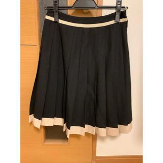 デビュードフィオレ(Debut de Fiore)のプリーツスカート(ひざ丈スカート)