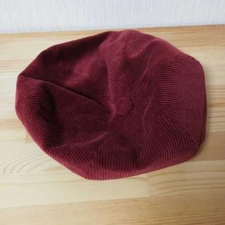 レイビームス(Ray BEAMS)のベレー帽 エンジ レイ・ビームス(ハンチング/ベレー帽)