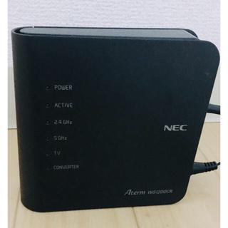 エヌイーシー(NEC)のNEC 無線LANルーター(その他)