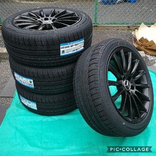 ベンチ(Bench)の新品 タイヤホイール4本セット ベンツ Vクラス W447 BK836 MBK (タイヤ・ホイールセット)