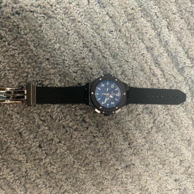 エルメス スーパー コピー 名古屋 / HUBLOT - HUBLOT タイプ 腕時計 自動巻 美品の通販 by まーみ's shop