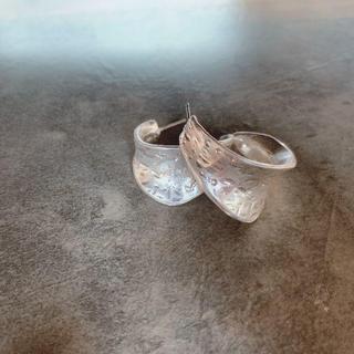 フリークスストア(FREAK'S STORE)の#515 import : vintage wound silver(ピアス)