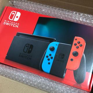 ニンテンドースイッチ(Nintendo Switch)のNintendo Switch スイッチ 新品 新型 新モデル 未開封 任天堂(家庭用ゲーム機本体)