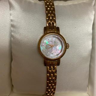 ジルスチュアート(JILLSTUART)のJILLSTUART 腕時計 貝(腕時計)