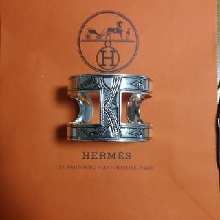 エルメス(Hermes)の【新品未使用、レシート有り】HERMES  Touaregトゥアレグ バングル(バングル/リストバンド)