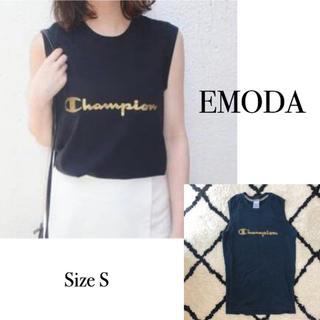EMODA - EMODA×Championコラボタンク エモダ チャンピオン タンクトップ