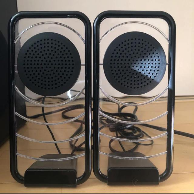 tune tech esp-009t スマホ/家電/カメラのオーディオ機器(スピーカー)の商品写真