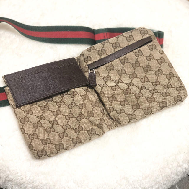 vuitton バッグ 偽物 sk2 - Gucci - GUCCI ウェストバッグ ボディバッグの通販 by street☆