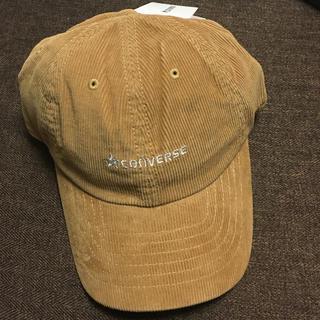 コンバース(CONVERSE)の未使用 CONVERSE コンバース キャップ コーデュロイ  帽子(キャップ)