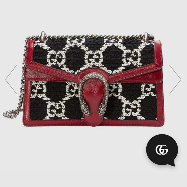 セイコーマート ポイント | Gucci - 新品未使用 GUCCI 新作 ツイード バッグの通販 by miyu's shop