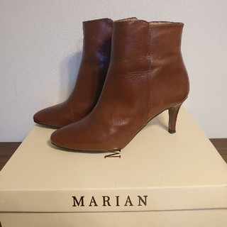 スピックアンドスパン(Spick and Span)のMARIAN ショートブーツ(ブーツ)