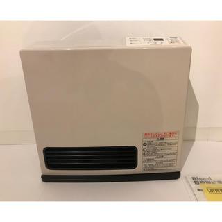 リンナイ(Rinnai)の新品 未使用 Rinnai RC-N204E 13A ガスファンヒーター ピンク(ファンヒーター)