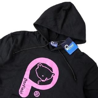 ペンフィールド(PEN FIELD)の送料無料‼️ペンフィールド★新品メンズ裏起毛スウェット パーカー 黒XL(パーカー)