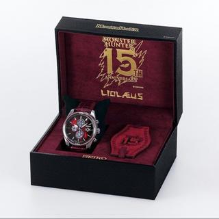 セイコー(SEIKO)のセイコーセレクション 1000本限定モンスターハンター15周年 コラボレーション(腕時計(アナログ))