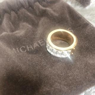 マイケルコース(Michael Kors)のしのりん様専用 マイケルコース 指輪(リング(指輪))