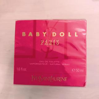 ベビードール(BABYDOLL)のイヴサンローラン ベビードール  50ml (香水(女性用))