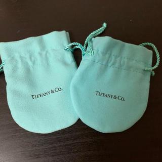 ティファニー(Tiffany & Co.)のティファニー 保存袋 ポーチ(ポーチ)