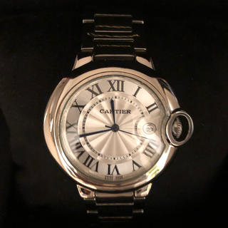 カルティエ(Cartier)のカルティエ バロンブルー 36mm(腕時計(デジタル))