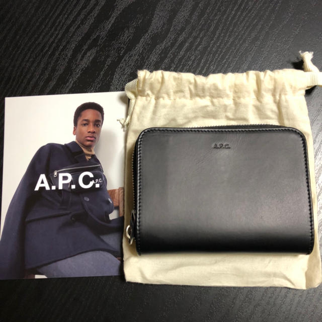 A.P.C - A.P.C. コンパクト ウォレット 新�未使用�通販 by �ー���