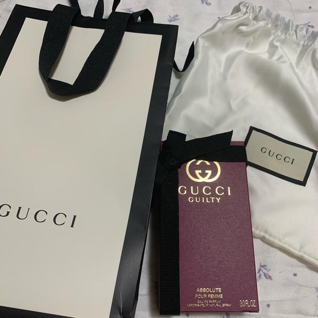 Gucci - 新品未使用 GUCCI ギルティ アブソリュート90mlの通販 by 即購入ok
