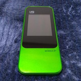 エーユー(au)のWi-Fi WiMAX 2+ Speed『NEXT W04 HWD35』(その他)