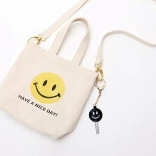 ドゥーズィエムクラス(DEUXIEME CLASSE)の今季 Deuxiemeclasse  smile face key case(キーホルダー)