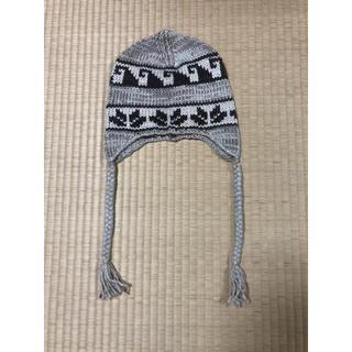 エルディーエス(LDS)のニット帽子(ニット帽/ビーニー)