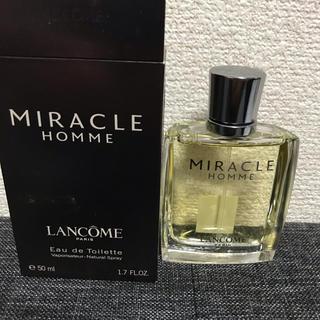 ランコム(LANCOME)の値下げ LANCÔME MIRACLE 香水(香水(男性用))